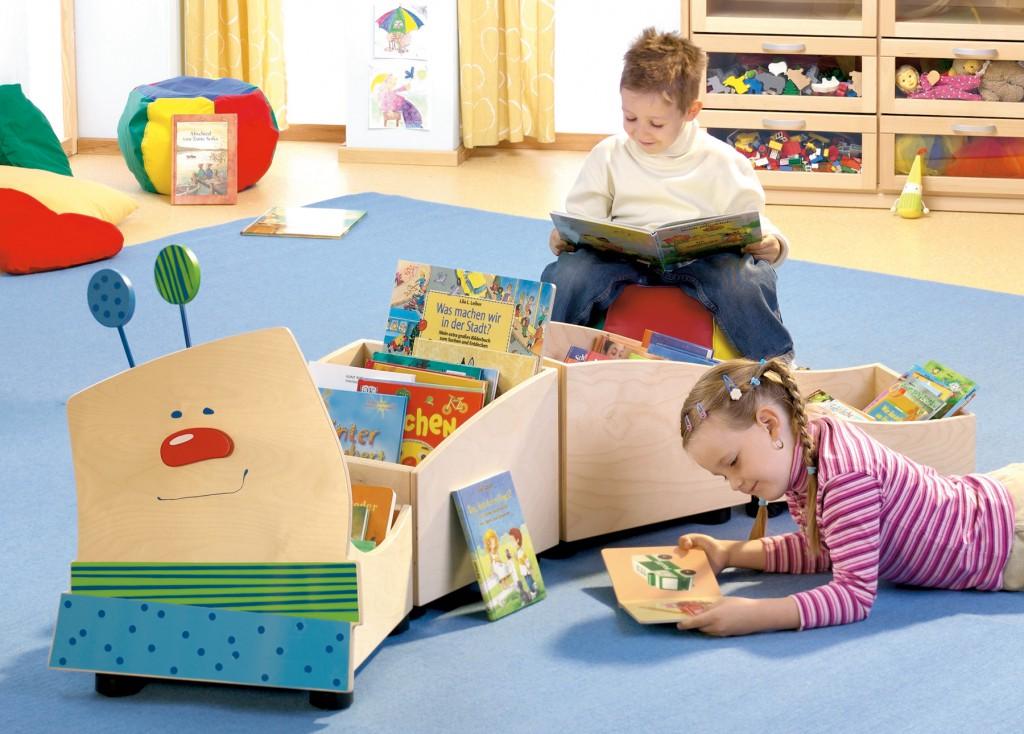 Make your Children's Library a Destination