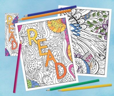 12 Tips for a Killer Coloring Program in Your Library