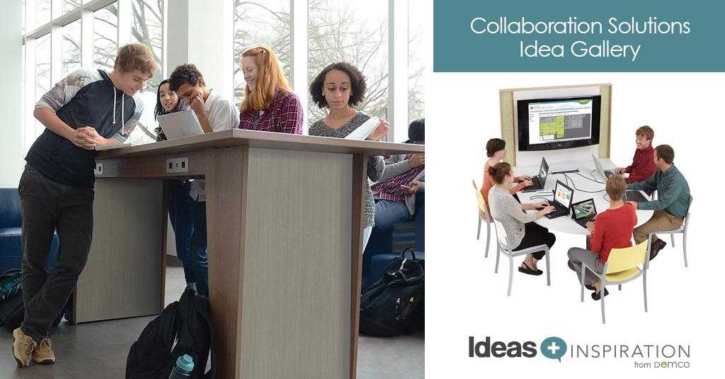 Collaborative Classroom Software ~ Collaborative spaces idea gallery