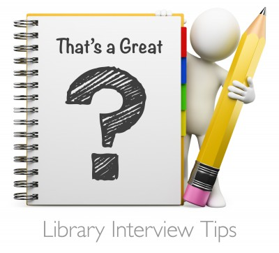 Library Advice: How to Land Your Dream Library Job