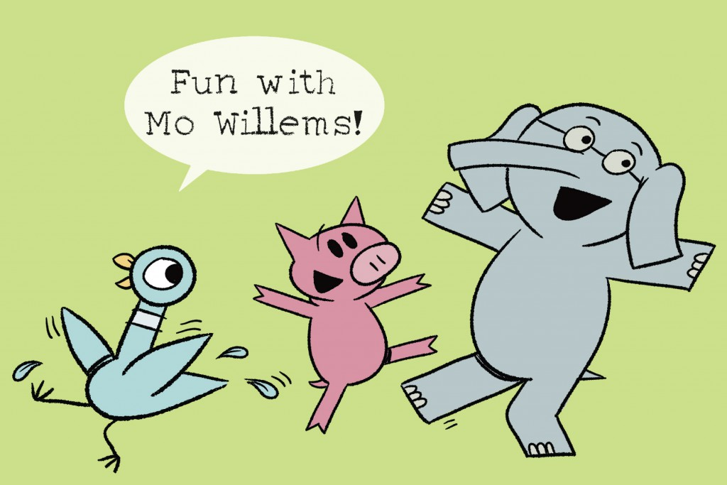 Fun With Mo Willems! Activity Guide