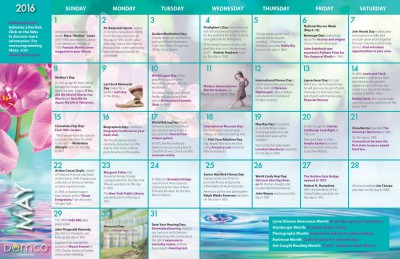 Adult Engagement Calendars: May/June 2016