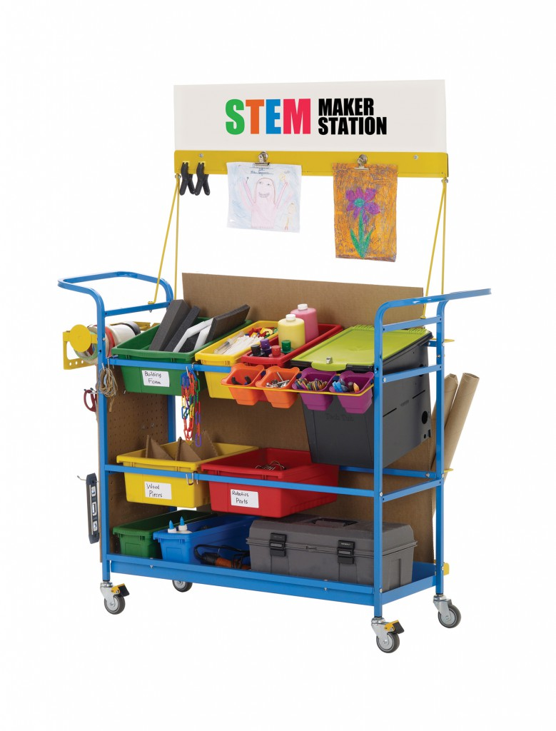 STEAM and Makerspace Idea Gallery