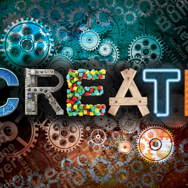 Use a CREATE Poster to give your maker culture a boost