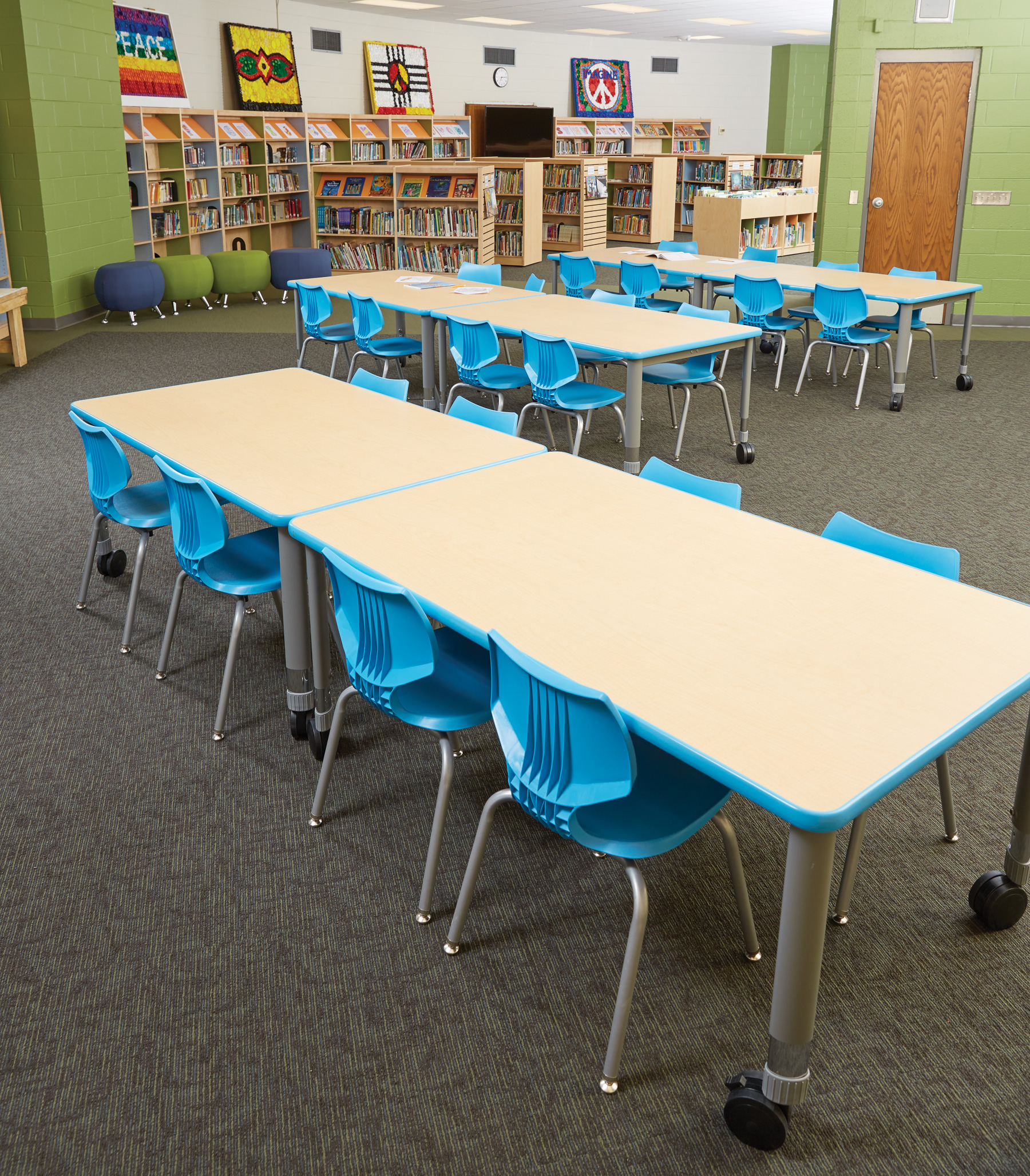 Modern School Furniture Suppliers ~ Flexible space idea gallery