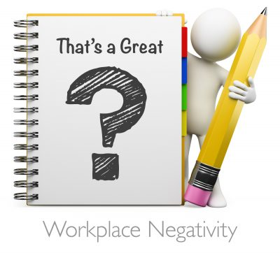 Library Advice: Putting a Positive Spin on Negativity in the Workplace