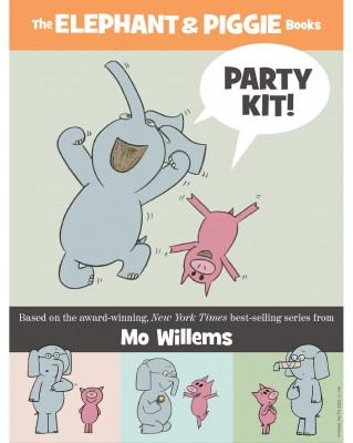 Elephant & Piggie Party Kit