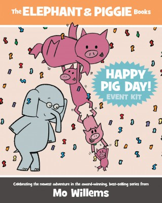 Happy Pig Day Event Kit