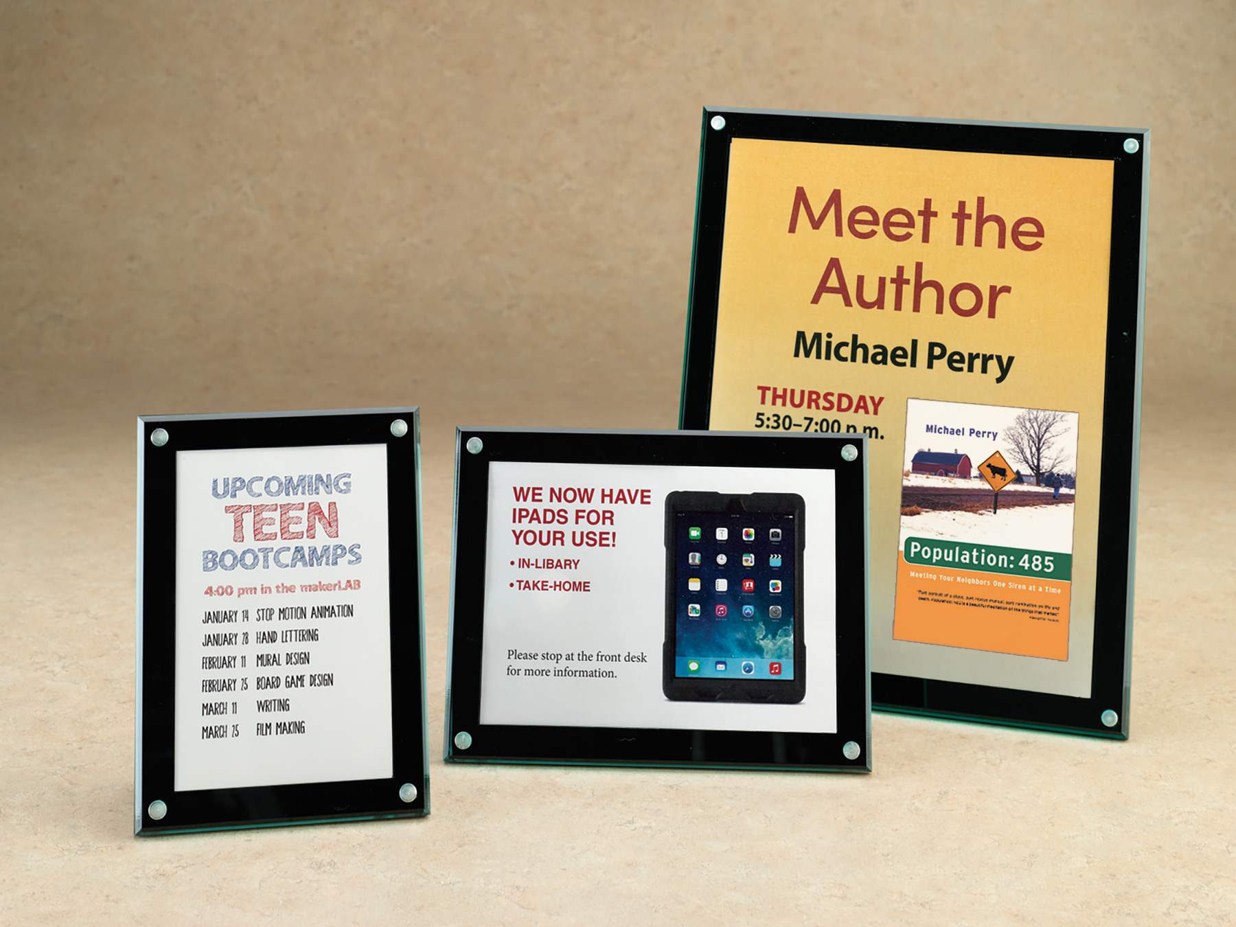 Library User Experience Idea Gallery