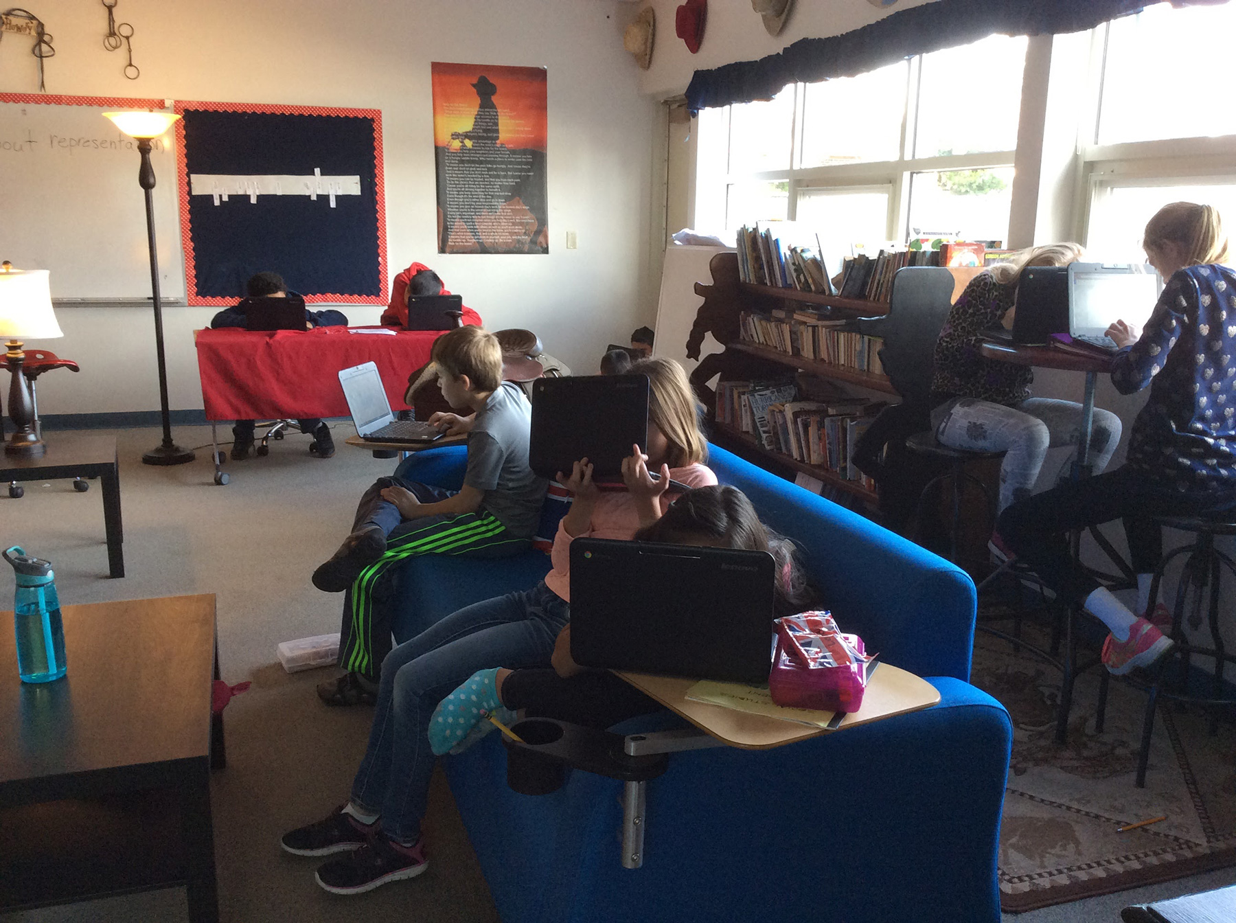 Top 3 Reasons to Use Flexible Seating in Classrooms