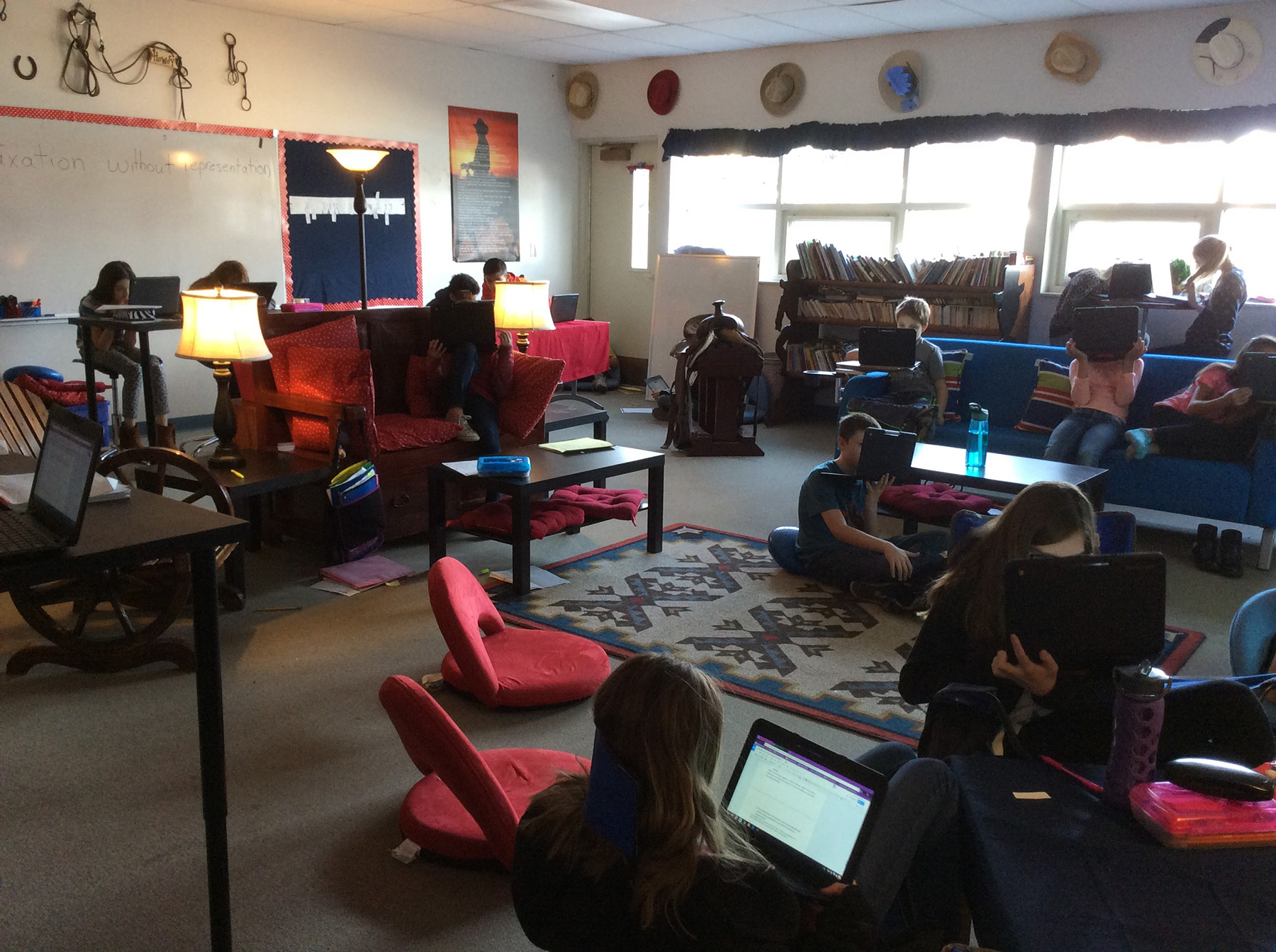 Innovative Classroom Rules ~ Top reasons to use flexible seating in classrooms
