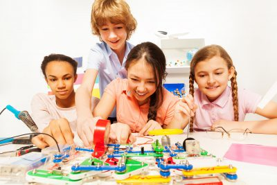 Library Makerspaces: Advice from Your Peers on Budget, Space, Time & Tools