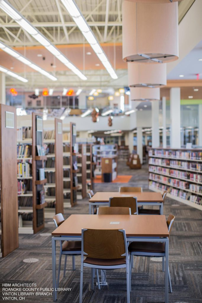 Re-evaluating Existing Library Spaces and Furnishings on a Budget