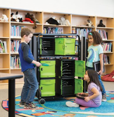 Geek Out – Libraries Get Tech-Savvy