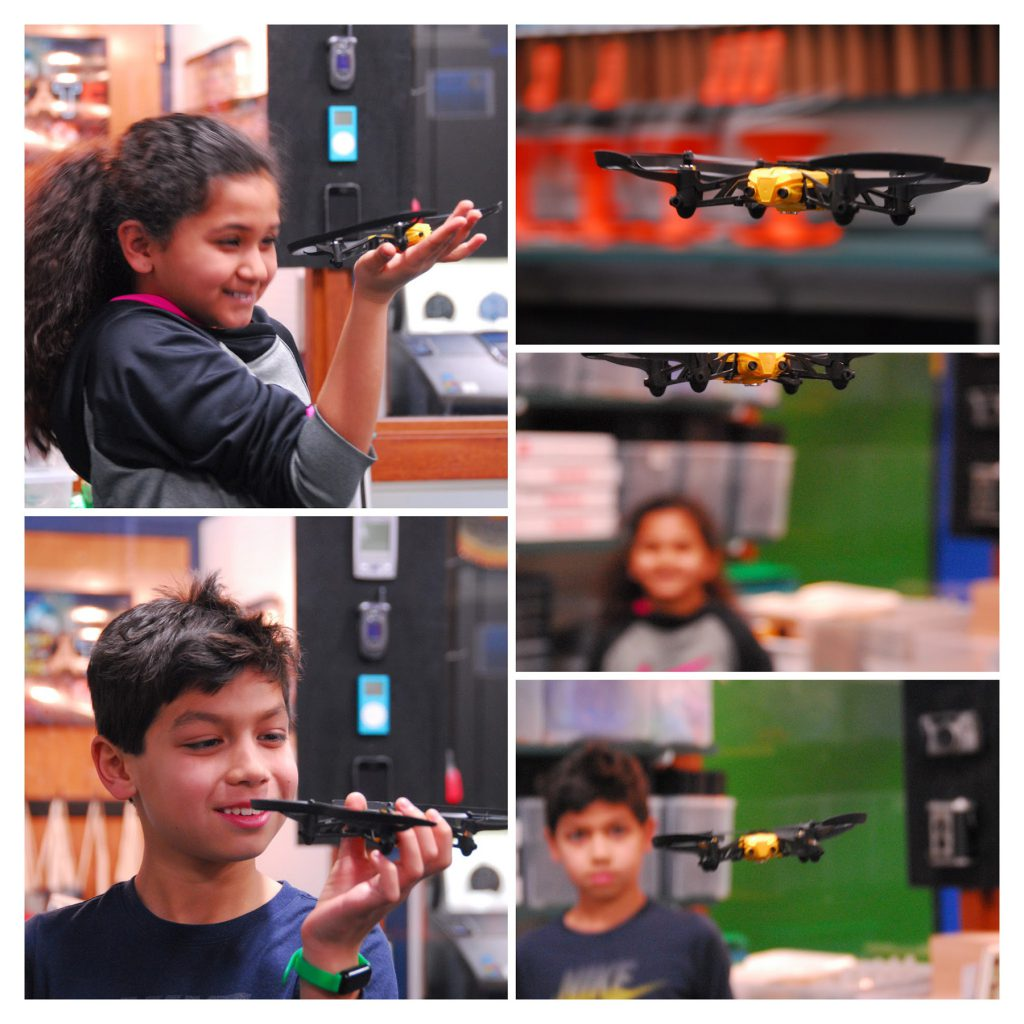 Motivate Students to Code by Adding Drones to Your Makerspace
