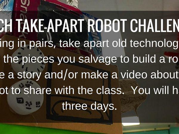 techtakeapartrobot