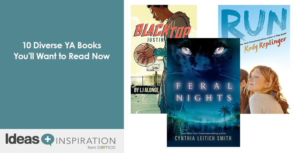 10 Diverse Ya Books You Ll Want To Read Now