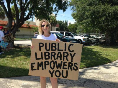 Why You Need to Turn Your Library Advocates into Library Activists
