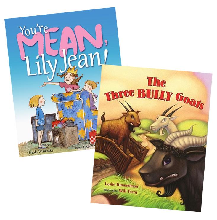 3 Anti-bullying Lessons Using Children's Literature