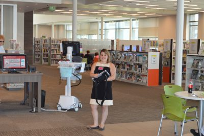 Going Fully Mobile in Your Library: Eliminate the Desk and Improve Service