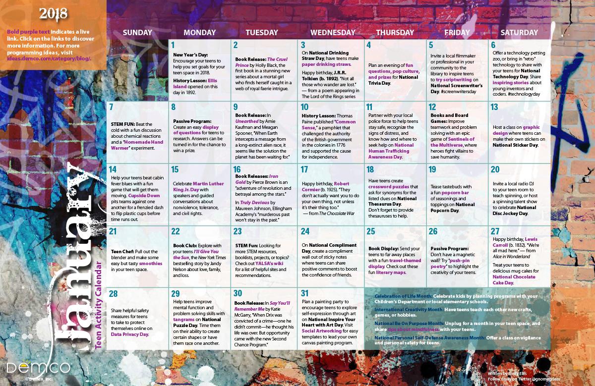 Teen_Activity_Calendar_Jan18