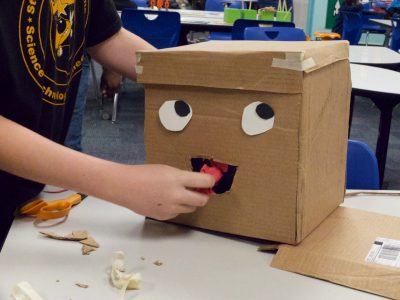 3 Fun Makerspace Projects to Help Teens Tell Their Stories