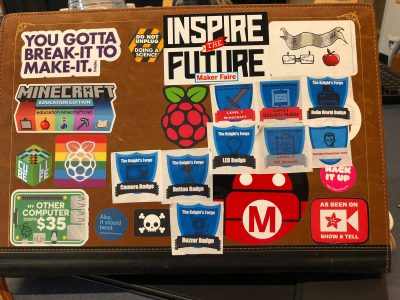 4 Steps to Creating a Badge System for Your Makerspace