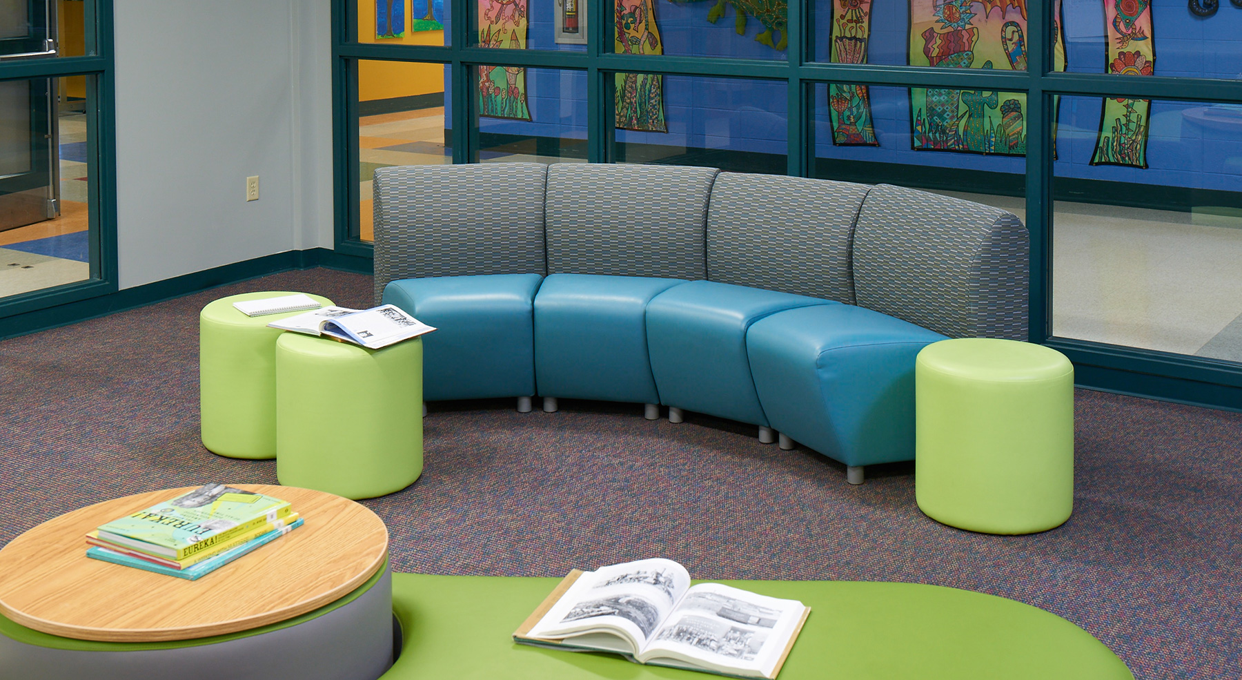 Hartland South Elementary, WI - Ideas & Inspiration from Demco