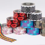 Scotch® Colorful Patterned Duct Tape