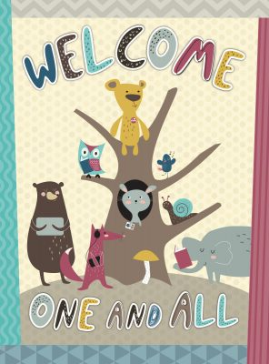 Welcome One and All poster