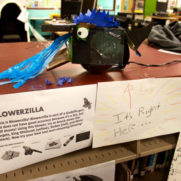 Student Blowerzilla Project