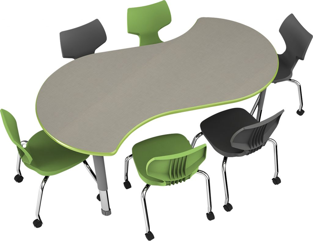 Smith System™ Interchange™ Tables — Squiggle