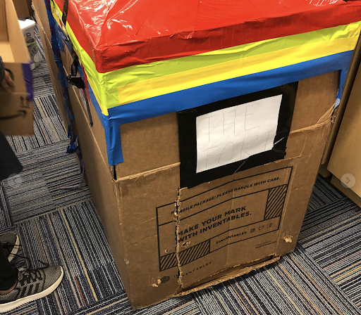 Cardboard Projects: The Fort #2