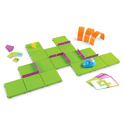 Code & Go is one of the best coding products for kids ages 5 and up.