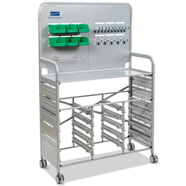 Gratnells® Makerspace Trolley